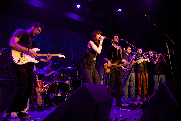 Sister Sparrow & The Dirty Birds, Bowery Ballroom, 5-31-14 081