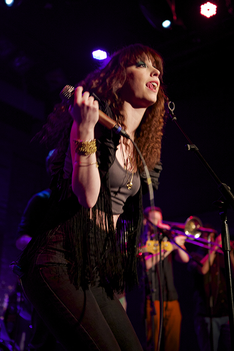 Sister Sparrow & The Dirty Birds, Bowery Ballroom, 5-31-14 199