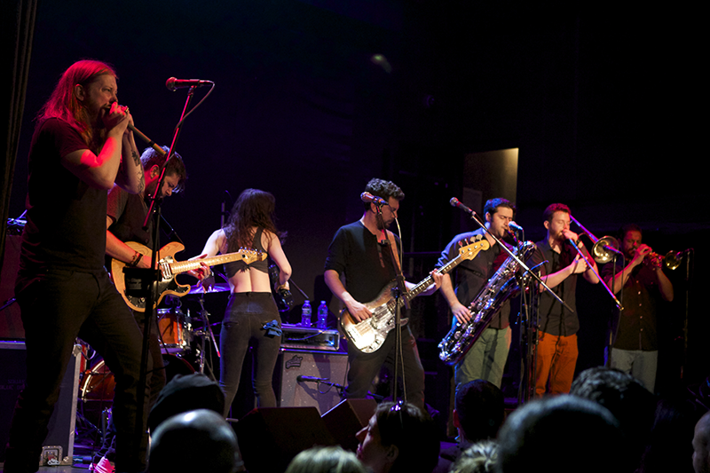 Sister Sparrow & The Dirty Birds, Bowery Ballroom, 5-31-14 628
