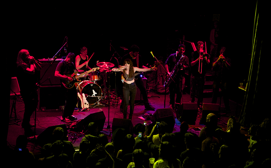 Sister Sparrow & The Dirty Birds, Bowery Ballroom, 5-31-14 649