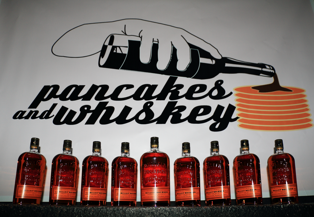 Pancakes And Whiskey with Bulleit