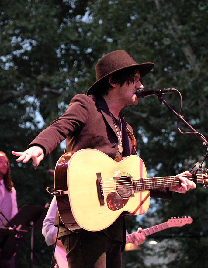 Conor Oberst with Dawes