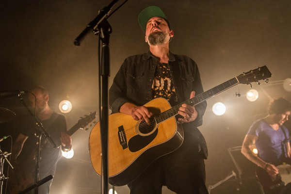 FINK BLOWS THE CROWD AWAY AT THE MUSIC HALL OF WILLIAMSBURG