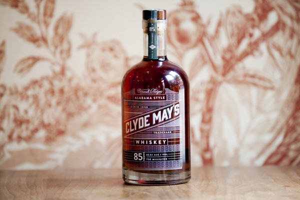 SOUTH MEETS THE CITY: CLYDE MAY'S ALABAMA STYLE WHISKEY