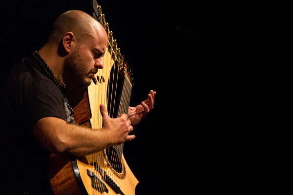 ANDY MCKEE BRINGS THE PASSION TO BB KINGS