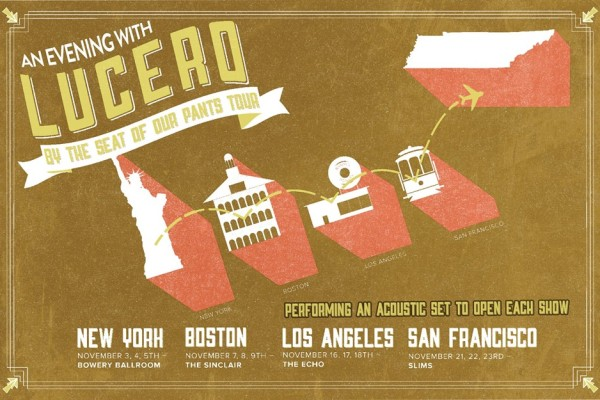 WIN LUCERO TICKETS!