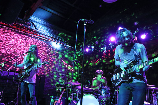 CMJ DAY 1 – HORSE THIEF, CHIEF SCOUT, SPRING KING + MORE