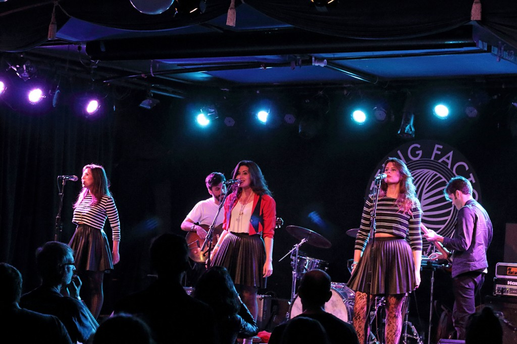 Lily & The Parlour Tricks