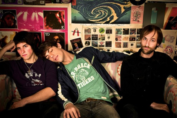 THE FLEETING ENDS MADE A PLAYLIST FOR US WITH THEIR BIGGEST INFLUENCES