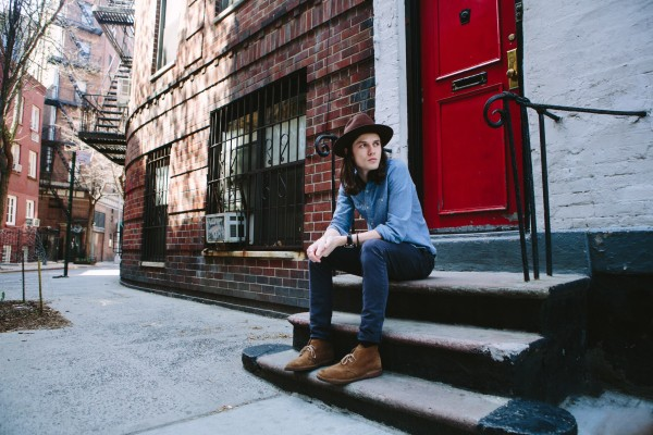 ALBUM REVIEW: JAMES BAY'S NEWEST EP – 'HOLD BACK THE RIVER'