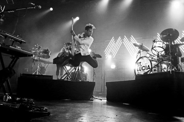 ST. LUCIA – TERMINAL 5 TAKEOVER