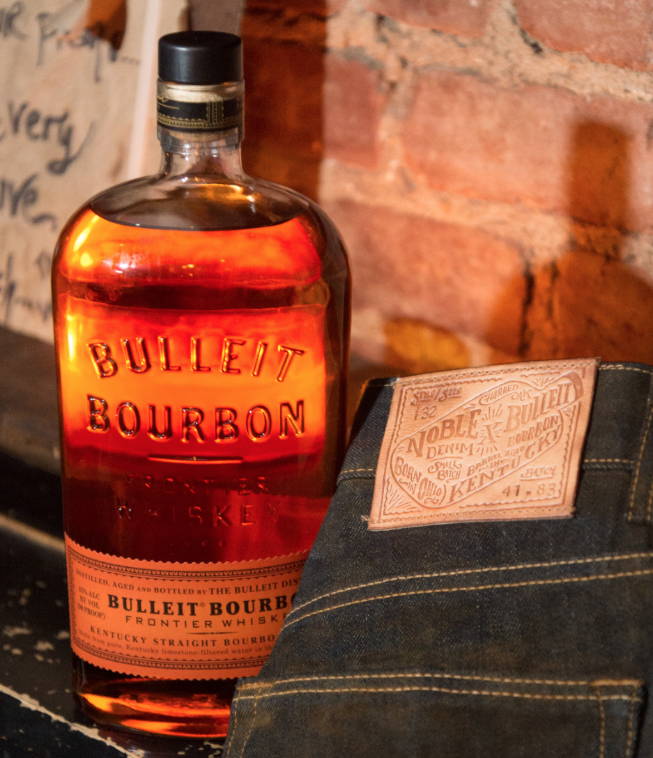 Bulleit and NOBLE