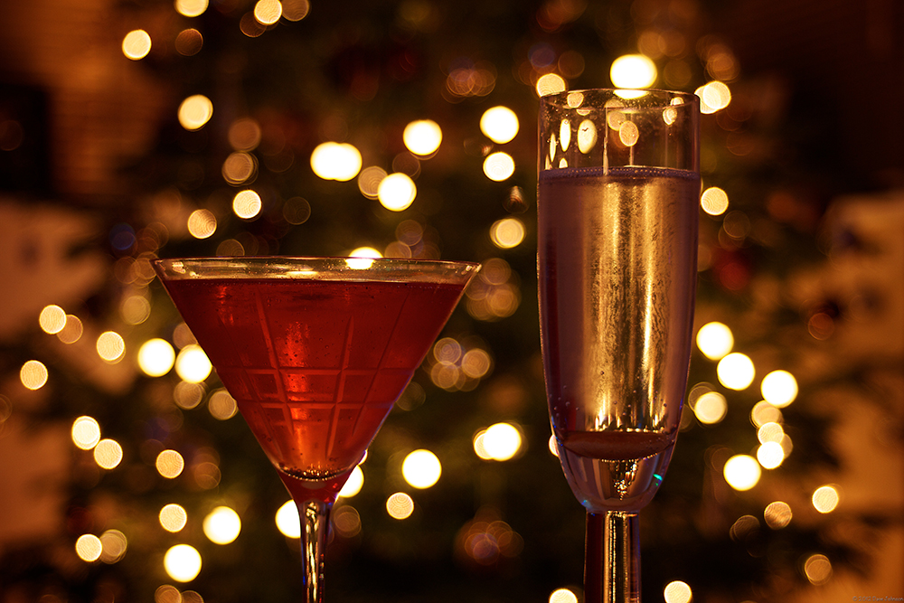 TASTY HOLIDAY DRINKS (EVEN IF YOU LIKE YOUR FAMILY