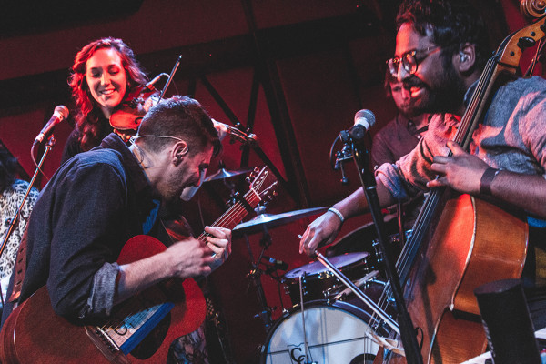 HEY ROSETTA! GETS COZY AT ROCKWOOD MUSIC HALL