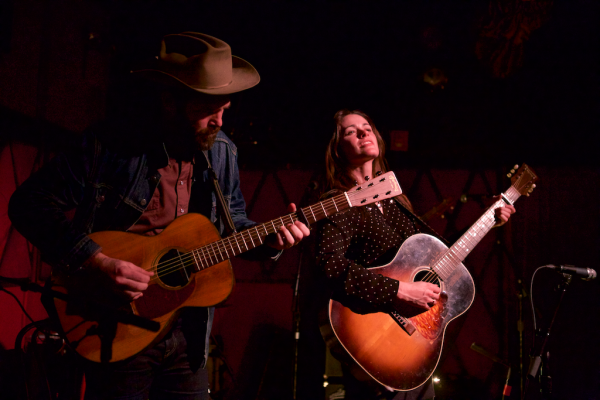 CAITLIN CANTY PUTS ON A PERFORMANCE FOR THE AGES AT ROCKWOOD MUSIC HALL