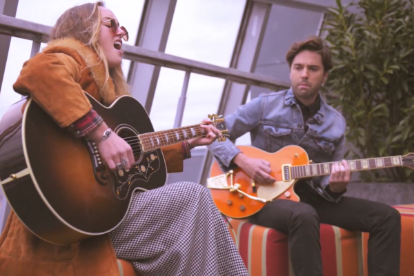 "WHISKEY SESSION: ZELLA DAY ""SWEET OPHELIA"""