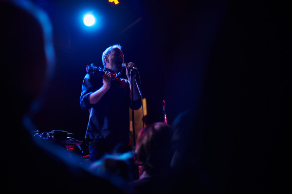 MUSEUM OF LOVE PLAYS TO A PACKED BOWERY BALLROOM