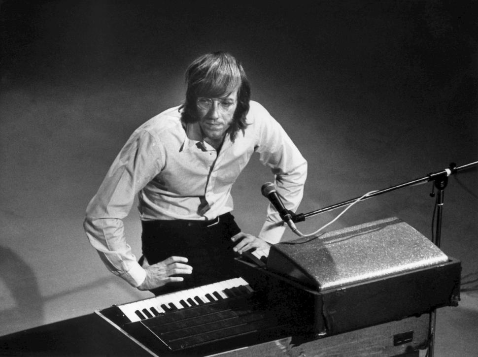 Ray Manzarek - outright legend
