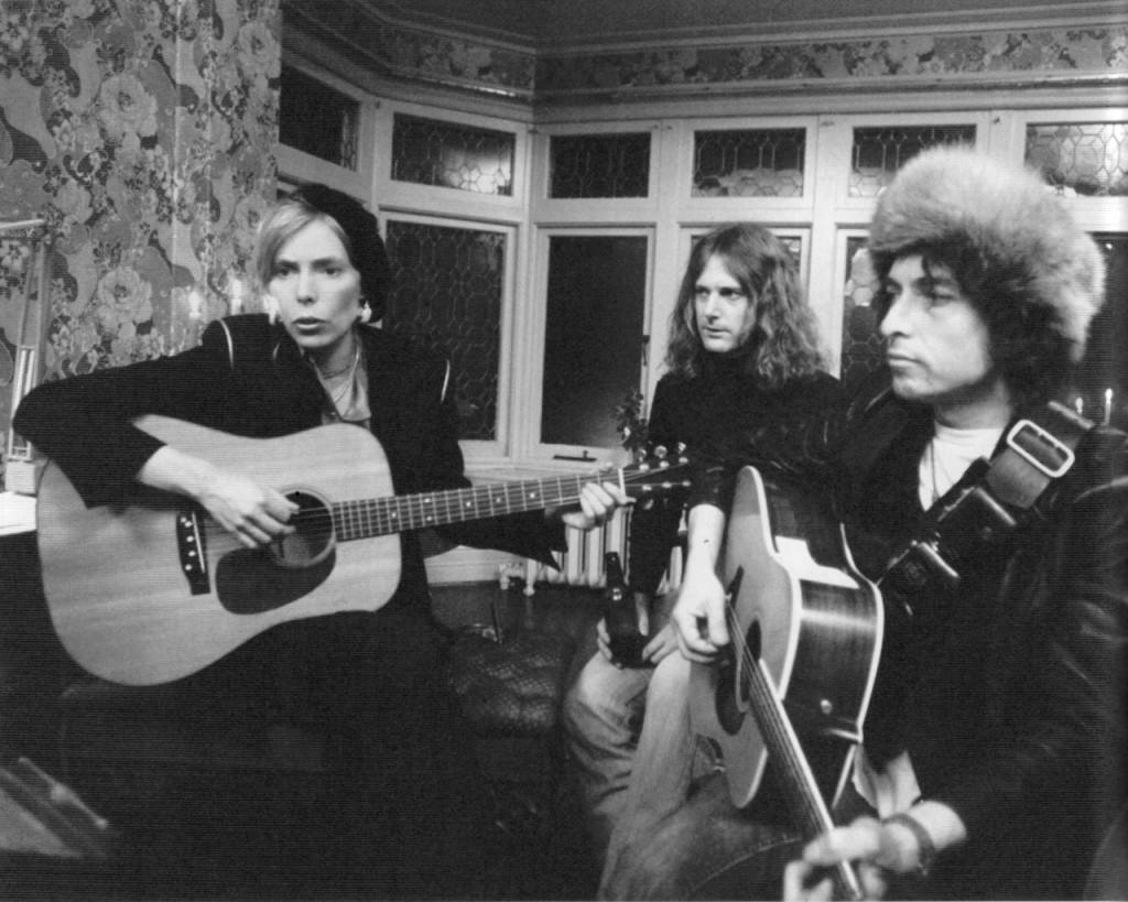 Joni and Dylan