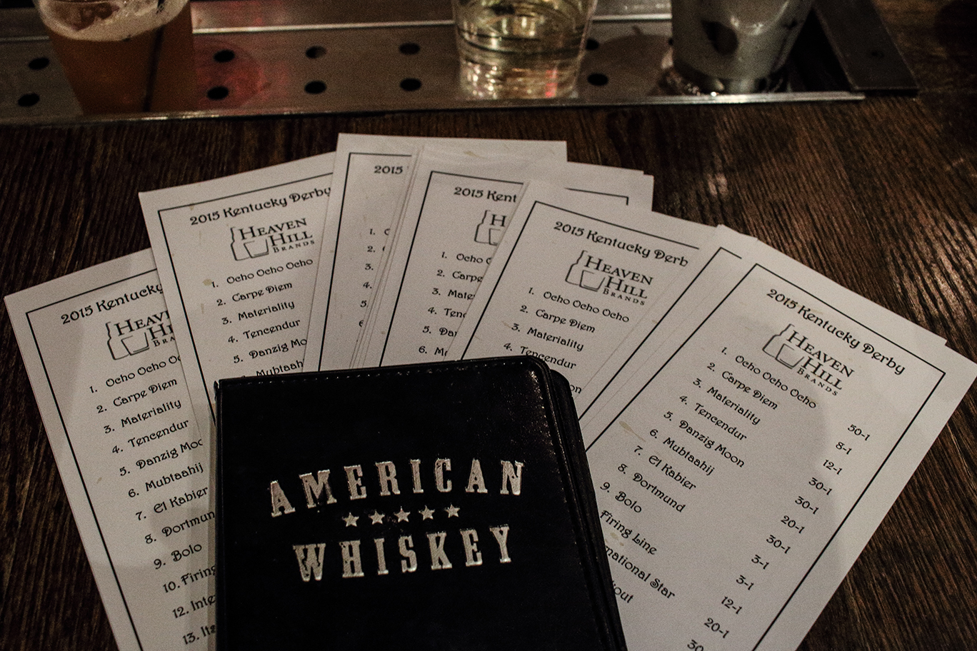 2015 AMERICAN WHISKEY DERBY PARTY