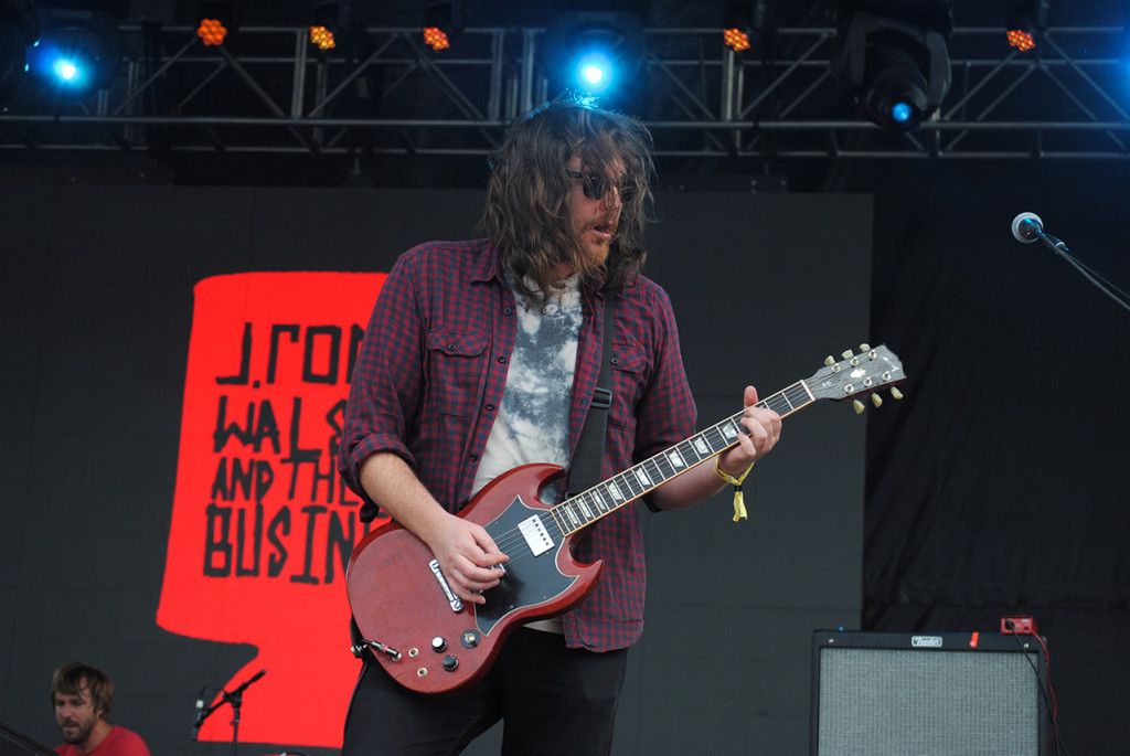 J Roddy & The Business