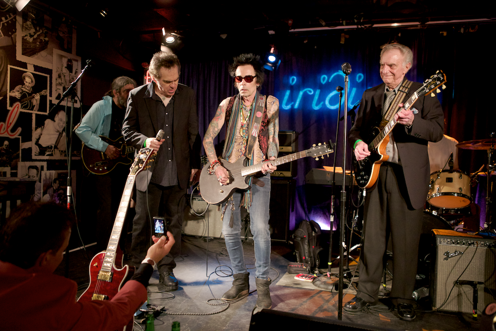 Les Paul 100th Anniversary Private Jam Session