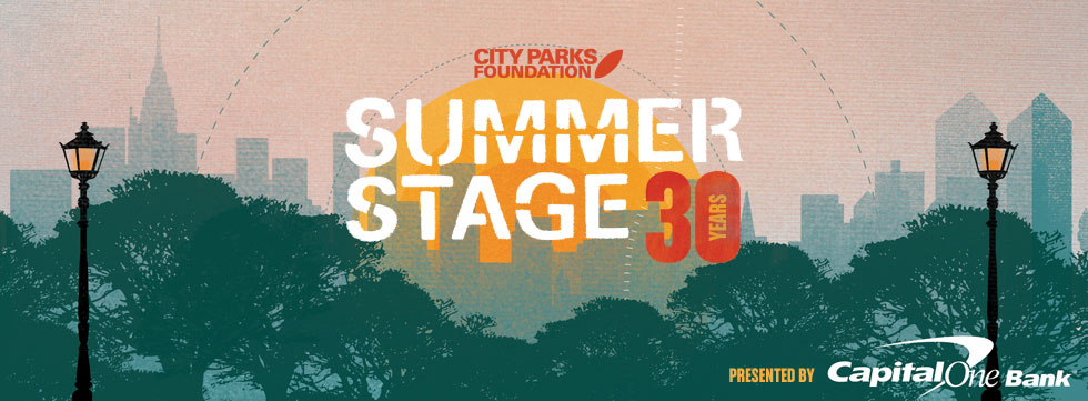 The Full SummerStage 2016 Lineup Has Been Announced And It's Awesome!