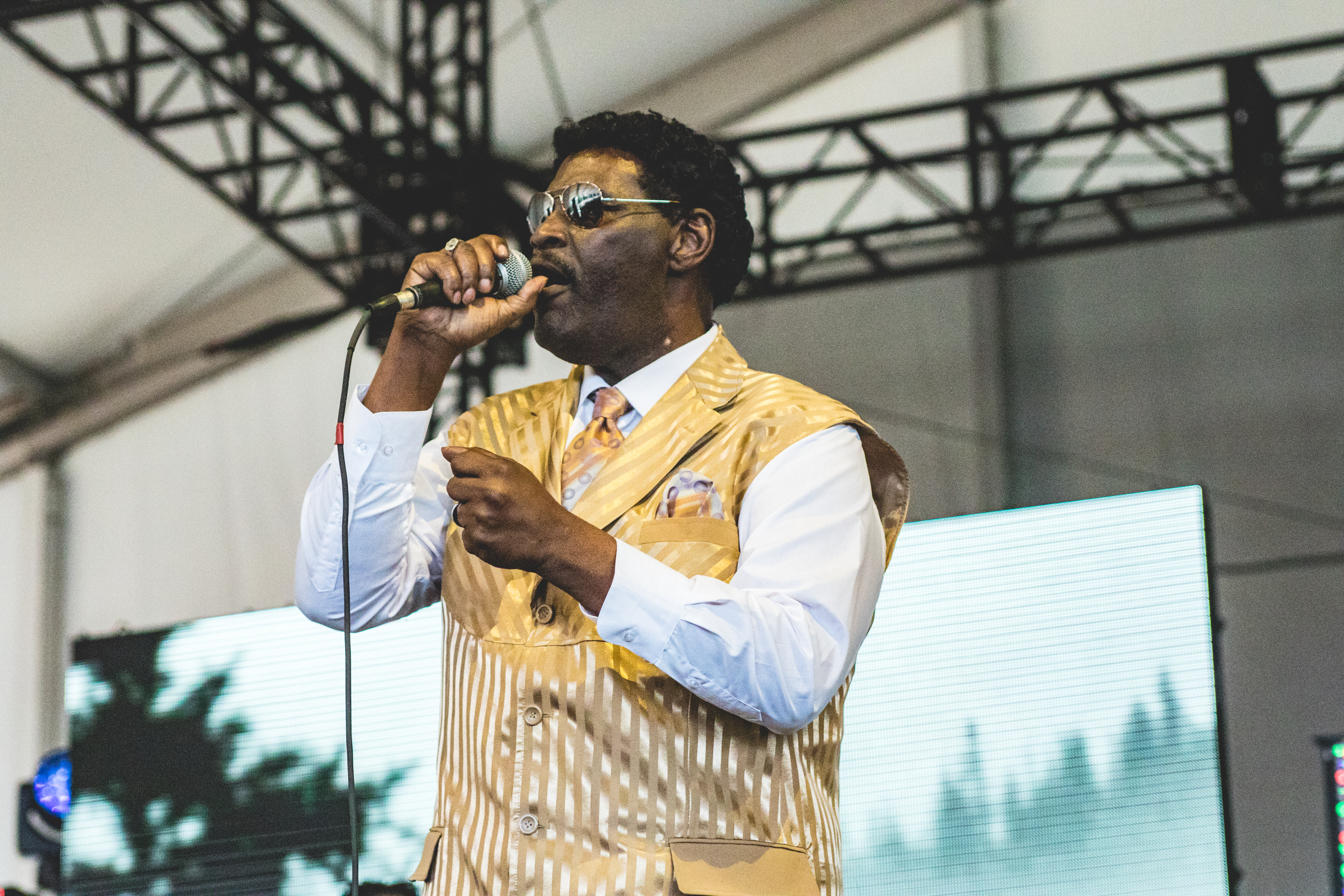 Interview The Blind Boys Alabama At Eaux ClairesPancakes And