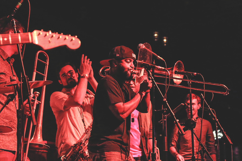 High & Mighty Brass Band