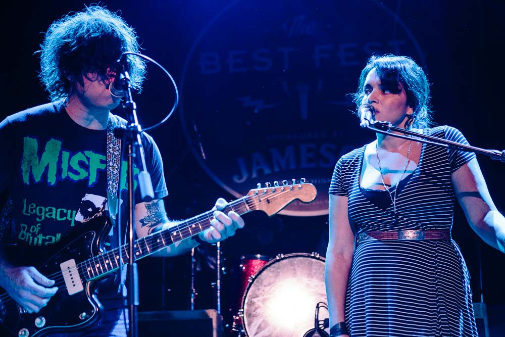 Ryan Adams and Norah Jones duet on