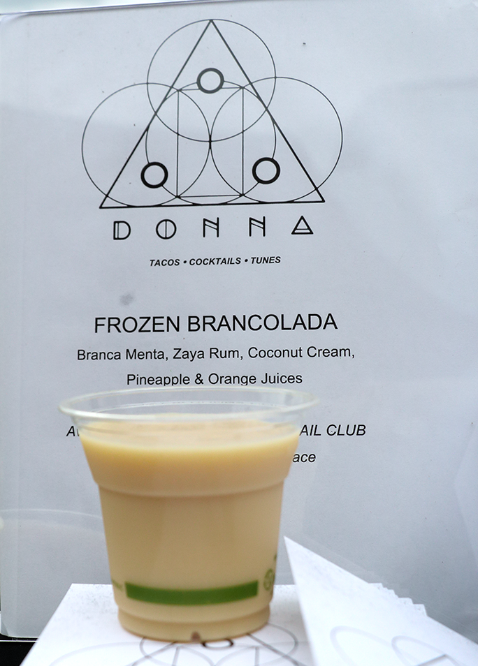 Frozen Brancolada From DONNA
