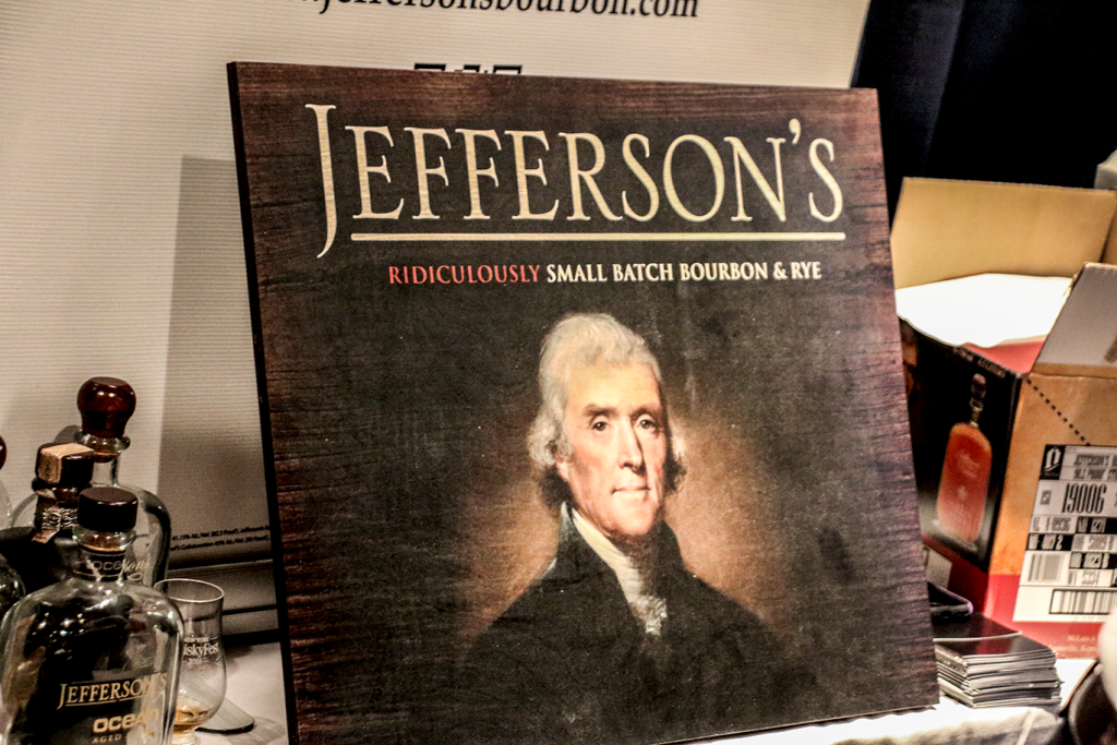 Jefferson's Ridiculously Small Batch