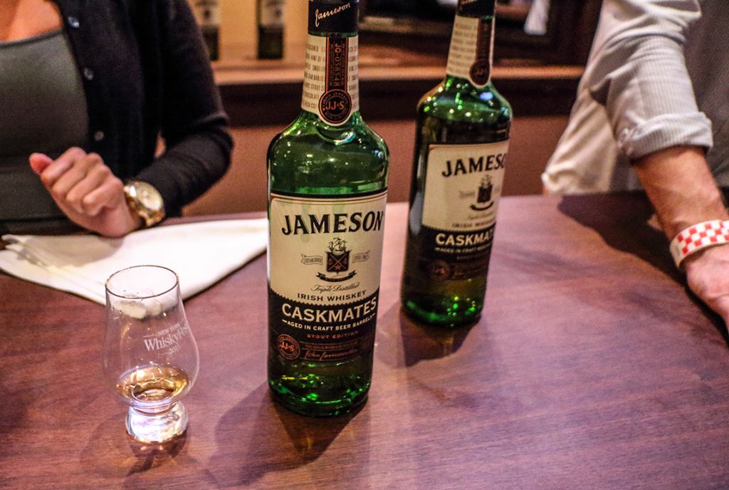 Jameson Beer cask whiskey