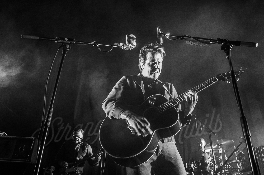 Lord Huron Brings A Beautiful Show To Bearsville