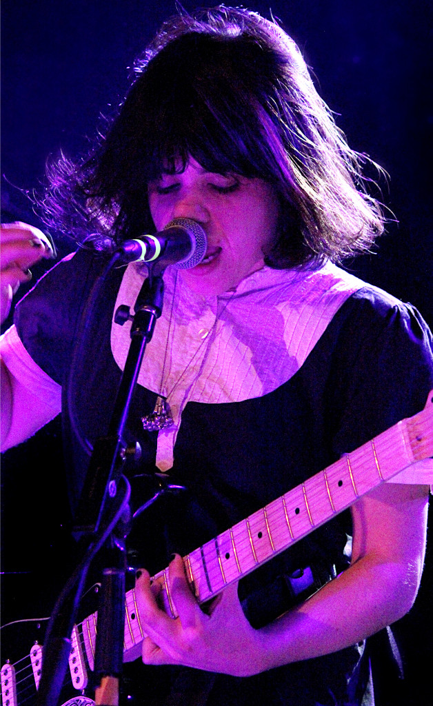 Marissa of Screaming Females