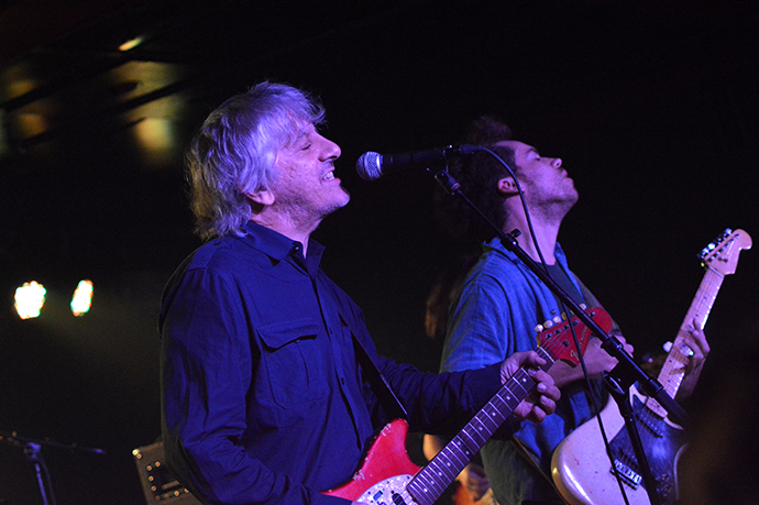 Parquet Courts & Lee Ranaldo