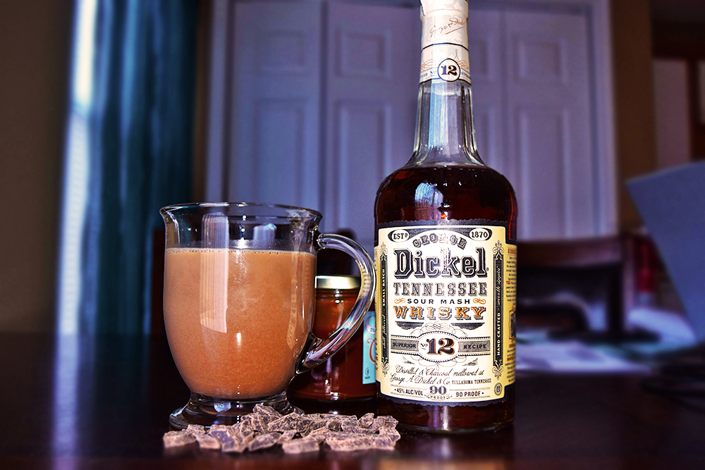Mellow Mocha Cocktail