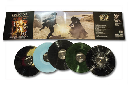 Phantom Menace Vinyl