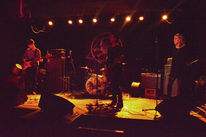THE LEWD BEER-SOAKED INSANITY OF THE GIRAFFES AT ST  VITUS