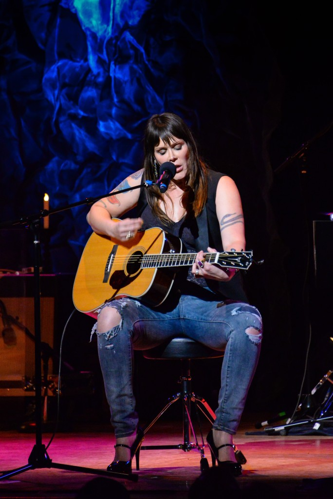 Beth Hart Plays Town Hall Pancakes And Whiskey