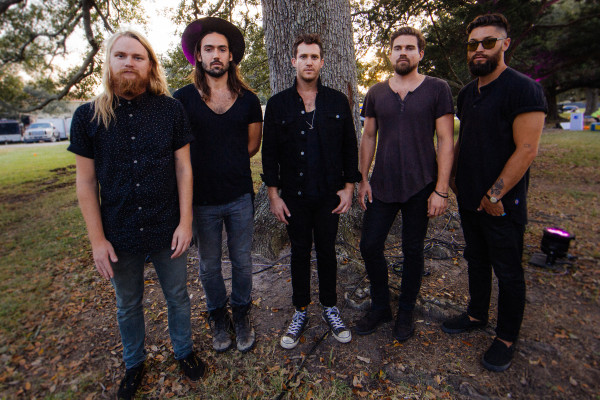 INTERVIEW WITH GRIZFOLK BEFORE THEY HIT NYC'S GRAMERCY THEATRE