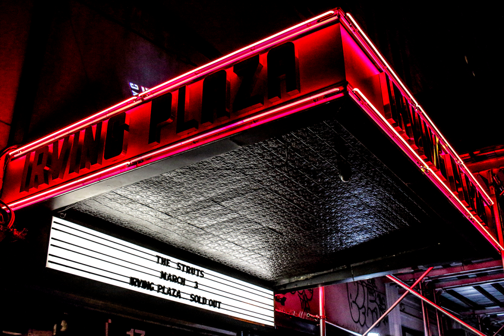 Sold Out Irving Plaza