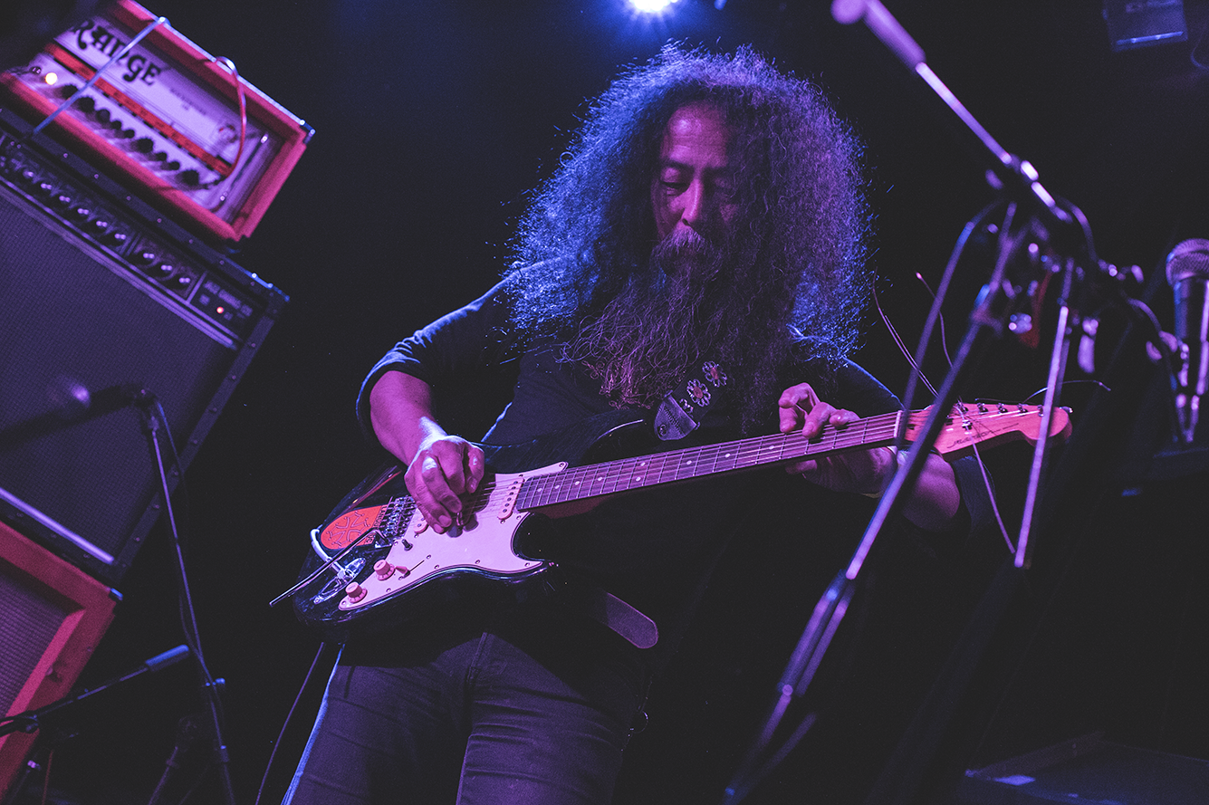 ACID MOTHERS TEMPLE TAKE THE KNITTING FACTORY ON A DEAFENING TRIP