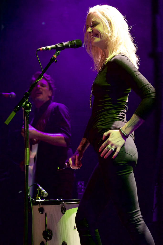 GIN WIGMORE DELIVERS A POWERFUL PERFORMANCE AT THE BOWERY ...