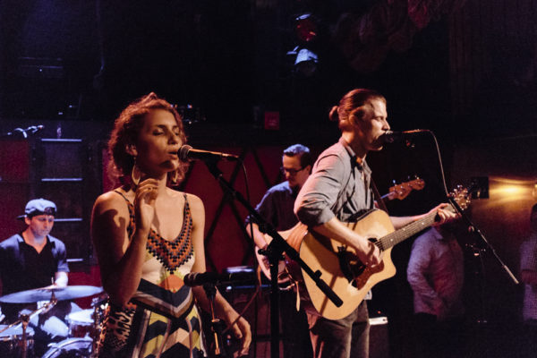 5J BARROW PLAYS FOR A LATE NIGHT CROWD AT ROCKWOOD