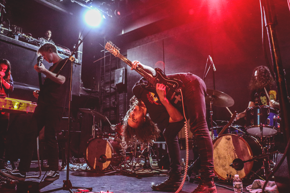The Bowery Ballroom Bows Down To King Gizzard And The