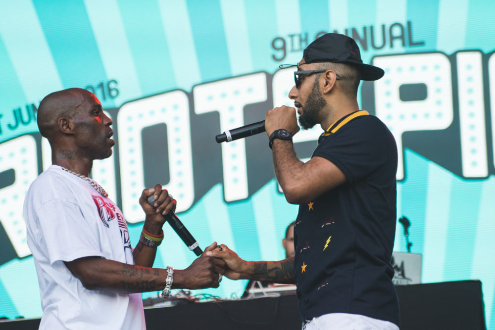 DMX and Swizz Beats