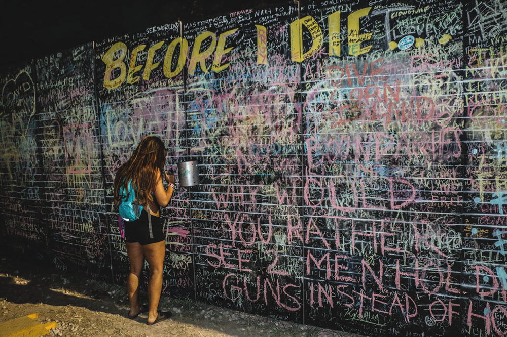 Before you die you should go to Bonnaroo