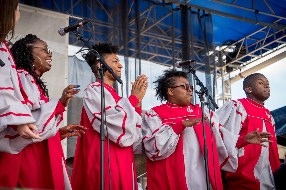 Berklee Gospel & Roots Choir