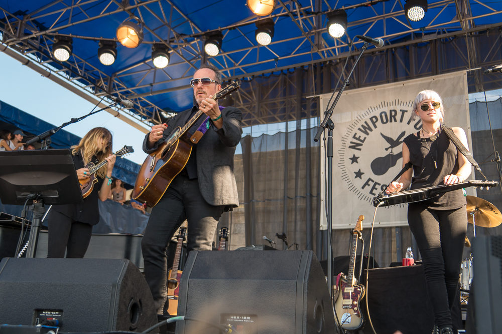 Elvis Costello with Larkin Poe